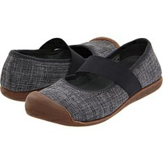 Keen Sienna Mary Jane Canvas shoes
