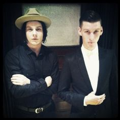 Willy Moon and Jack White.  Oh. My. God.