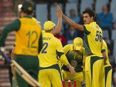 Starc spell sets up Australian win