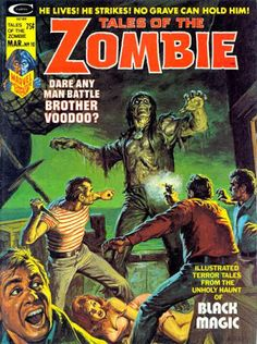 Tales of the Zombie.