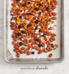 curri almond
