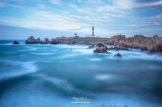 Le bleu d'Ouessant by Philippe MANGUIN on 500px #bretagne #ouessant #france #philippemanguin #lighthouse