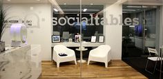Social Tables office is the most outrageous we have ever seen //