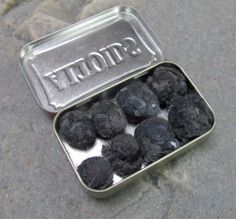 PET Balls - dryer lint and petroleum jelly - firestarters
