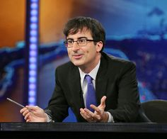 'Last Week Tonight with John Oliver' is coming to HBO on April 27th