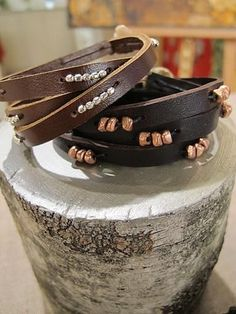 Beaded Bracelets How-To