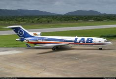 Boeing 727-200 with