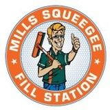 Mills Squeegee Fill Stations in Lincoln, Nebraska, United States