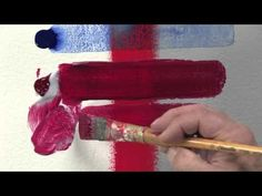 In this http://ArtistsNetwork.tv workshop, Mark Mehaffey introduces you to acrylic, giving you tips and techniques for working with a variety of acrylic viscosities and mediums, the most common materials used when working with acrylic, and how to create a variety of textures such as smooth blending, scumbling, scraping, stamping and more.
