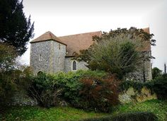 St Peter's Church, Westcliff, St Margaret's Bay, Dover, Kent, England by Paul Anthony Moore, via Flickr