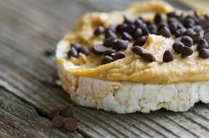 chocolate chip peanut butter dip