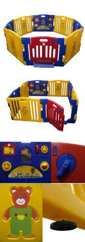 Baby Kids Playpen 8 Panel Play Center Safety Yard Pen (Jbw-8 Model) - Best Buy Reviews  Price : $109.95