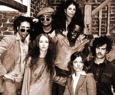 Iconic SNL cast.