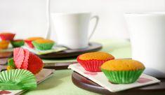 Gluten-Free and Sugar-Free Vegan Cupcakes