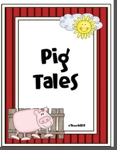 Eighteen activities that will enhance the following pig tales:  Poppleton in Fall, Poppleton in Winter, The Three Little Pigs, The True Story of th...