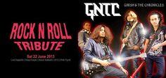Rock N Roll Tribute - Girish & The Chronicles perform live on 22 June 2013 at Phoenix Marketcity, Bangalore | Events in Bangalore / Bengaluru | MallsMarket
