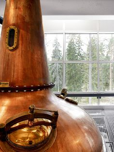 MSW's new distillery, architecture by Thomas Eriksson Arkitekter, Photo by Robin Hayes by re-Design, via Flickr