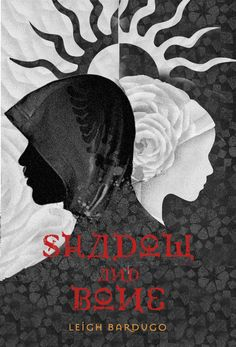 Early comp of proposed cover for Shadow and Bone. Love this one. So old school fantasy.