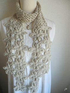 ao with <3 / crochet scarf