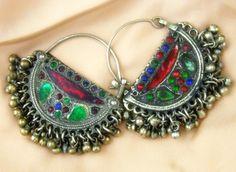Vintage Gypsy earrings
