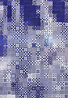 Lisbon azulejos, Dimitrios Tsatsas