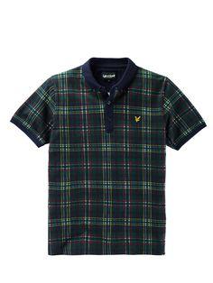 Lyle & Scott Autumn/Winter 2013 Tartan Collection: Homage To Scottish Heritage & Tartan To Vintaged Modern Menswear Fashion