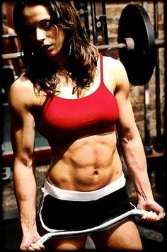 Jelena Abbou - IFBB Figure Competitor