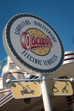 Oscar's - Disney's Hollywood Studios