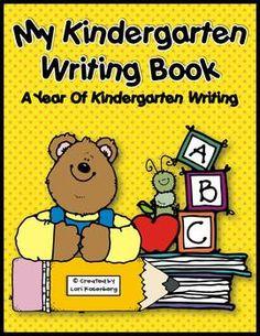 My Kindergarten Writing Book