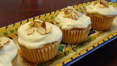 Pumpkin cupcakes.  e...