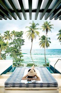 summer dreaming | dorado beach, puerto rico