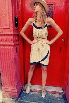 Struthers Dress - Hunter Dixon