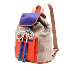 Meredith Wendell Backpack - Colorblock