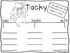 Tacky the Penguin tree map