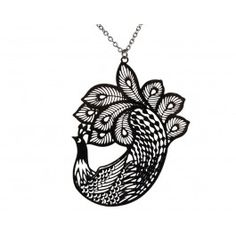 Agra Peacock Necklace