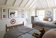 White wood walls | Boys Bedroom | Kids Room