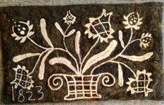 rug hook, 640414 pixel, hook rug, over the hill