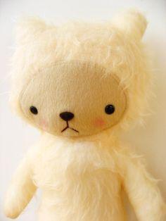kawaii bear <3
