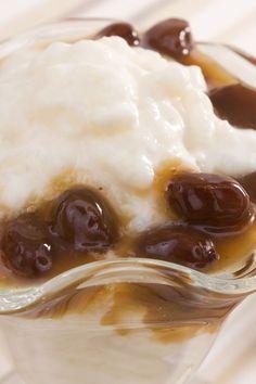 Rum Raisin Rice Pudding | KitchMe