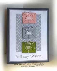 About the Label, Me, My Stamps and I, Stampin' Up