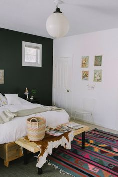 How to Add Color to Your Master Bedroom