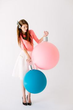 DIY Giant Ornament Balloons1