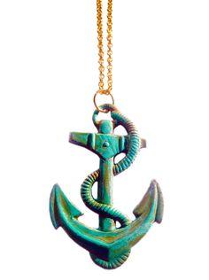 """""""Anchor"""" Patina Neck"""