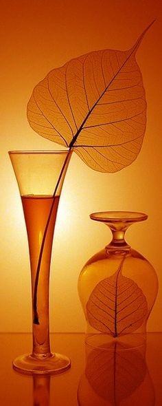 orange art, colorful glass art, leav, shade, orang vase, color photography, amber glass, orange beach