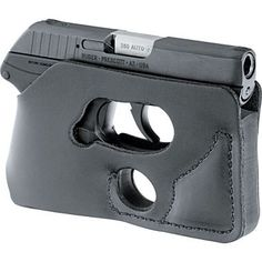 put in your back pocket and it looks like a wallet. lol.  Ruger® LCP .380/DeSantis Pocket Shot Combo at Cabela's
