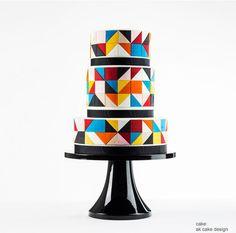 Mod Cake Design.