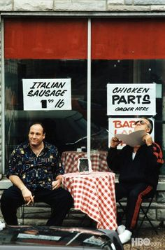 The Sopranos - Two Gafones