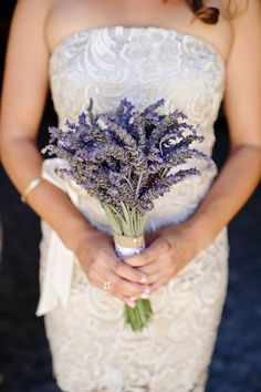 Lovely Lavender;)  Flowers by jennymcnieceflowers.com,  Photography by kenkienow.com