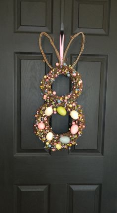 Easter Wreath!! Love this!