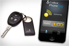 """Some time ago we did a feature on the """"Cobra Tag"""", a sensor you can attach to your keys, purse, computer bag, or any other item you want to protect from loss. It was developed by Phone Halo. Now the company have a new project, the Wallet TrackR. The Wallet TrackR is a small device the size of a credit card that keeps you from losing your wallet. All you have to do is place the device in your wallet and connect it to your smartphone via a free app."""